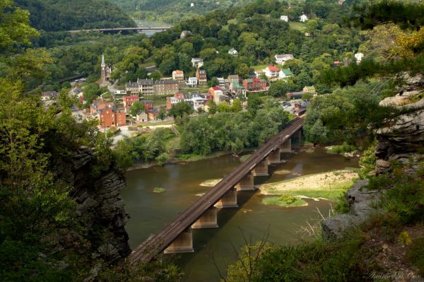 harpers ferry view