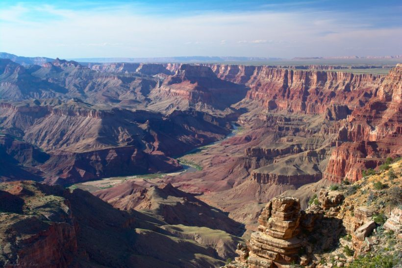 grand canyon national park desert view