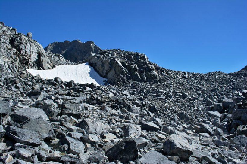 sierra nevada mountains ansel adams wilderness rock north glacier pass