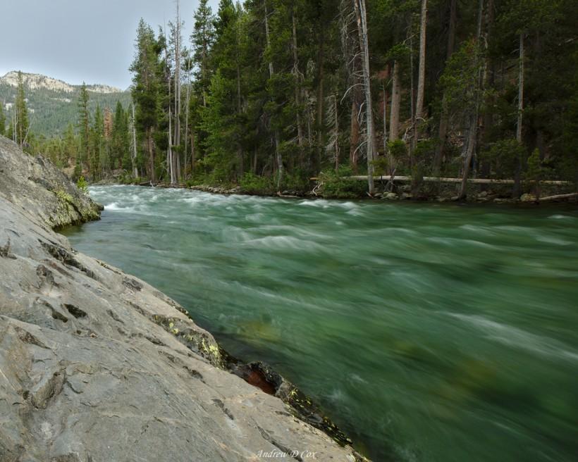 san joaquin river john muir trail