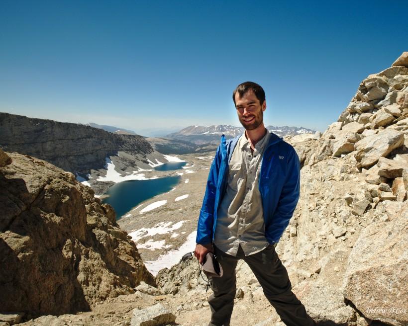 john muir trail forester pass