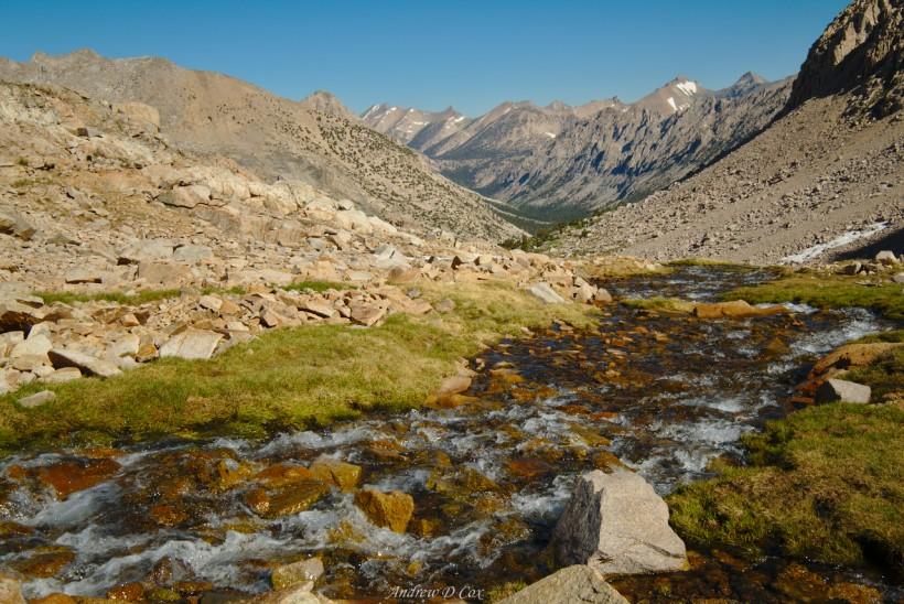 forester pass creek