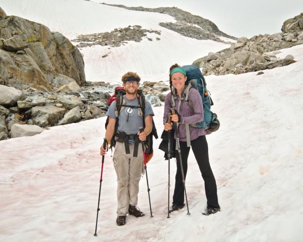 john muir trail snow muir pass