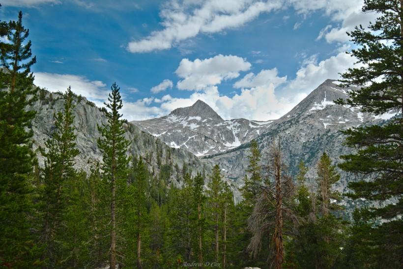 mountain peak evolution lake