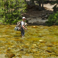 illilouette creek crossing