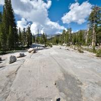 granite slab yosemite