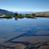 isberg lakes water