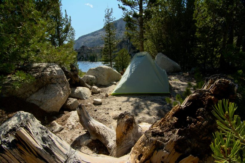 yosemite backpacking camping tent