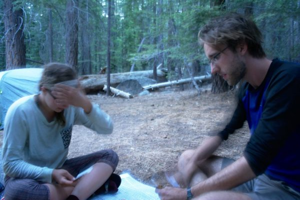 yosemite backpacking card game