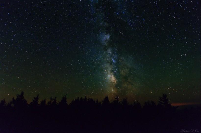 spruce knob astrophotography