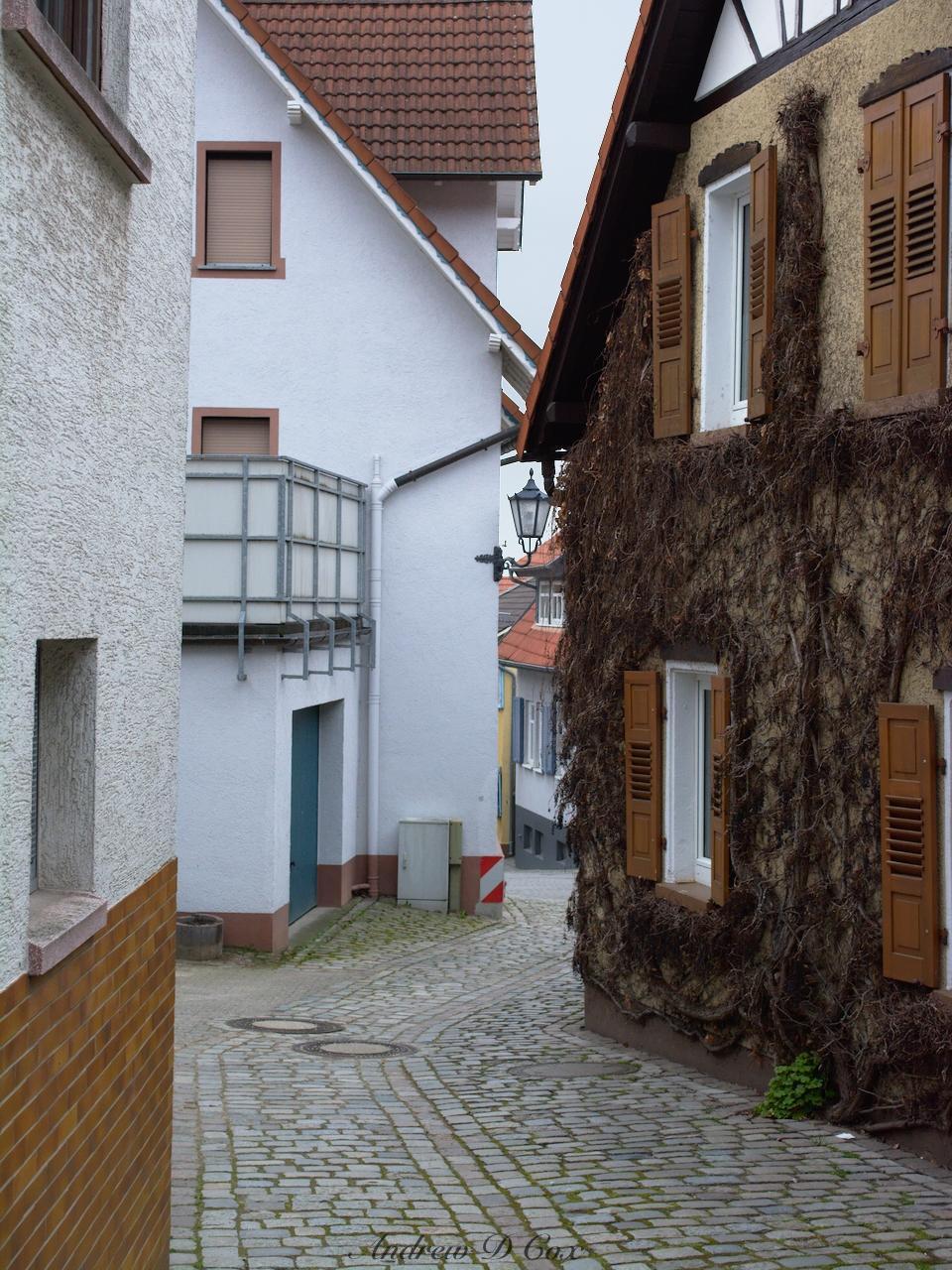 Map Zwingenberg Germany.A Walk Between German Castles Backcountry Sights