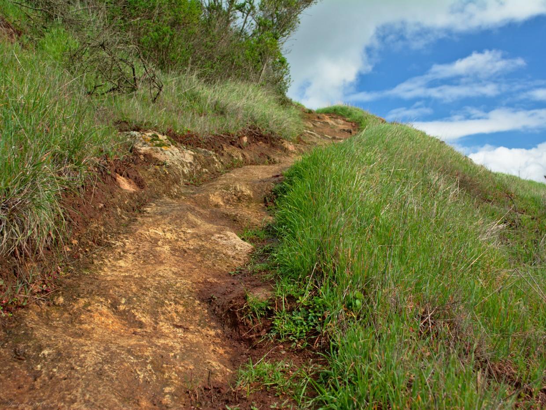sugarloaf mountain trail napa california