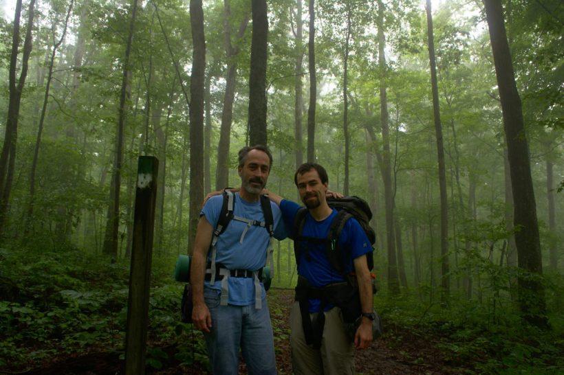 mist indiana adventure hiking trail