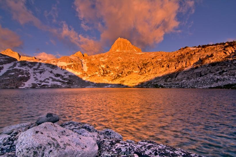 granite park sunrise