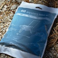 leave no trace wag bag