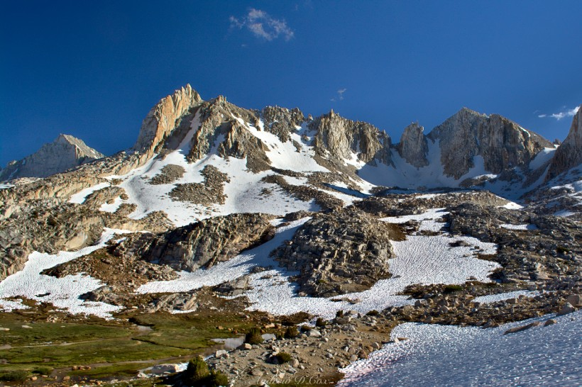 granite park landscape