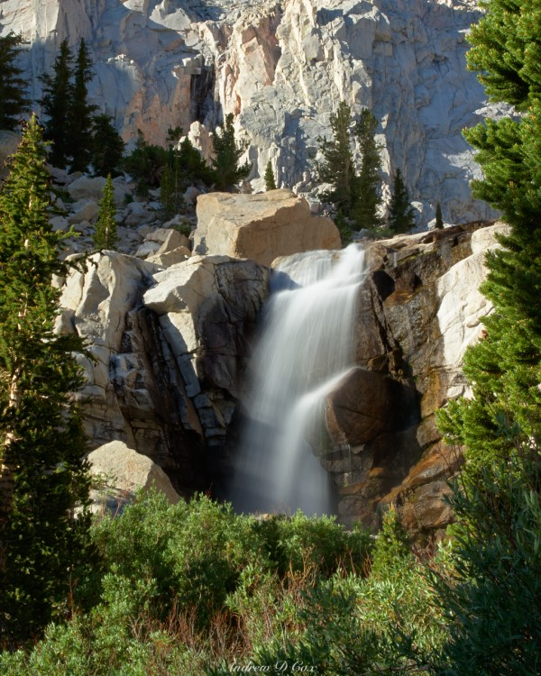 mt whitney waterfall