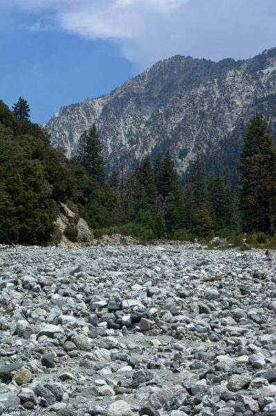 san gorgonio dry river