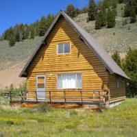 cabin idaho