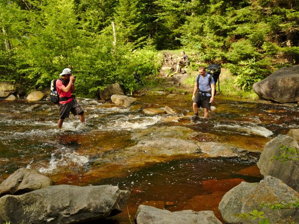dolly sods wilderness river crossing