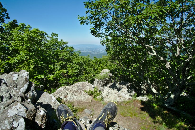 pass mountain shenandoah national park