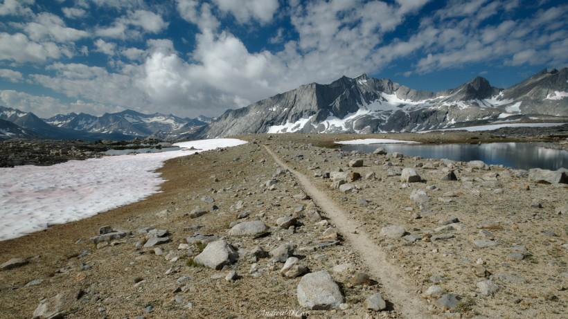 john muir trail alpine zone