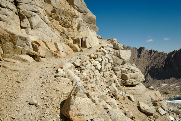 john muir trail engineering