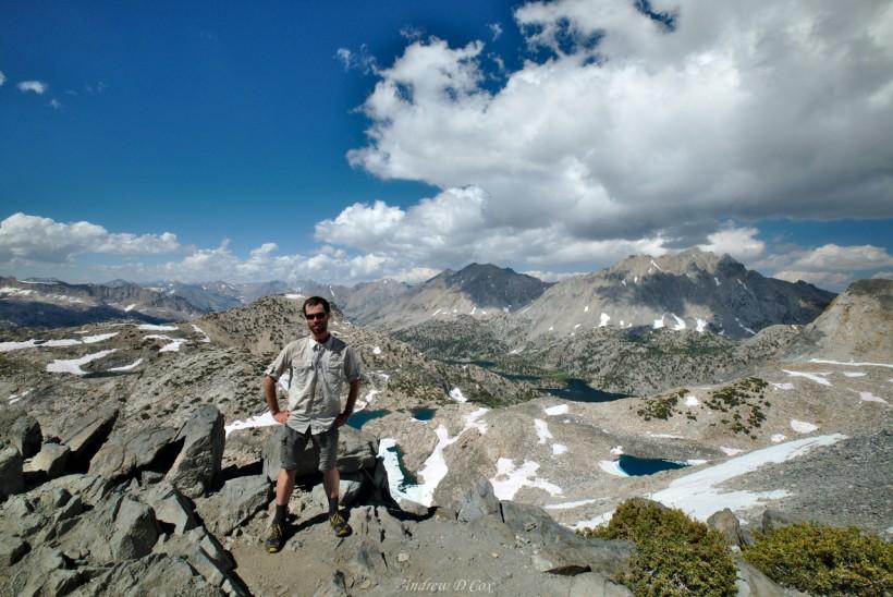 john muir trail glenn pass