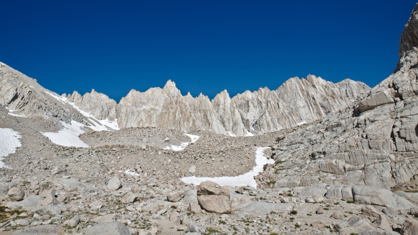 john muir trail mount whitney