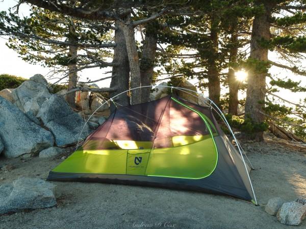 cucamonga peak campsite