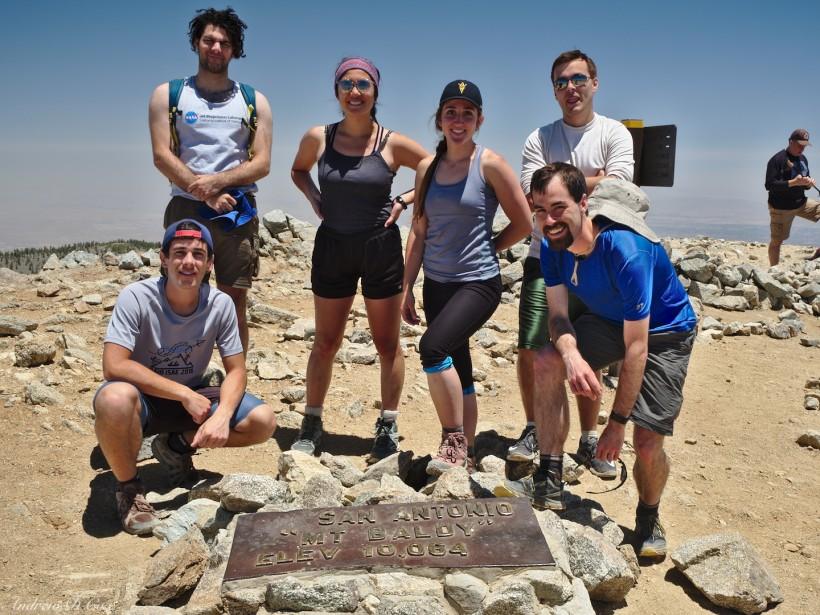 Mount San Antonio Summit