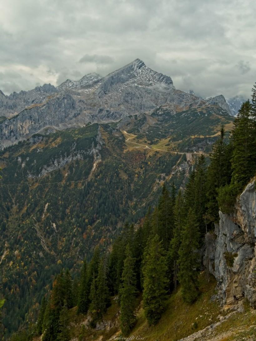 alps alpspitze