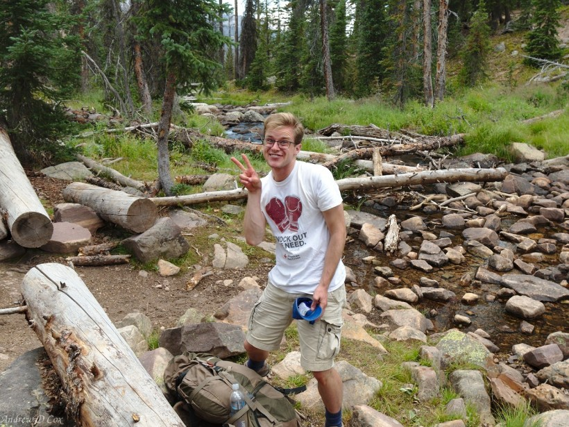 uinta mountains backpacking