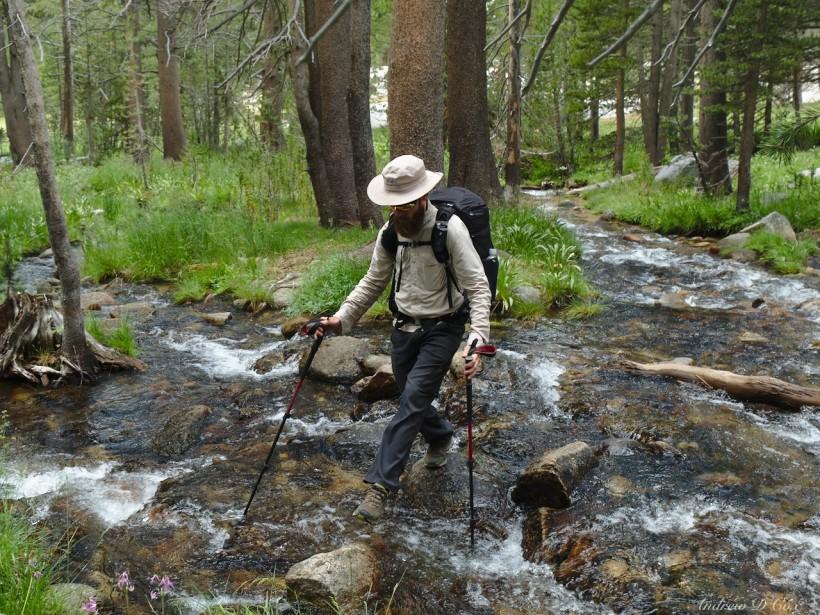 sierra nevada creek crossing
