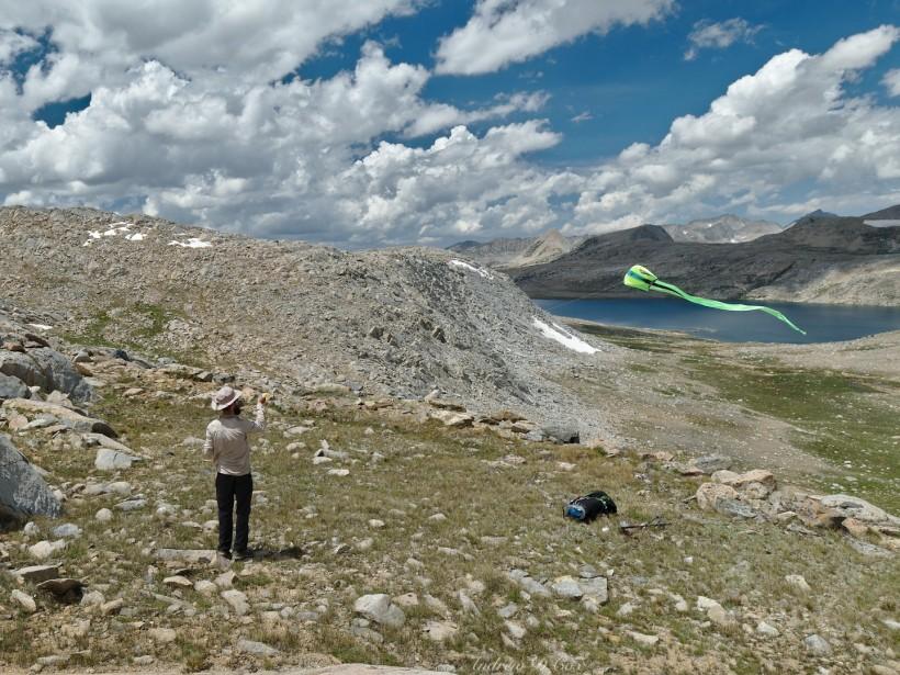humphreys basin kite
