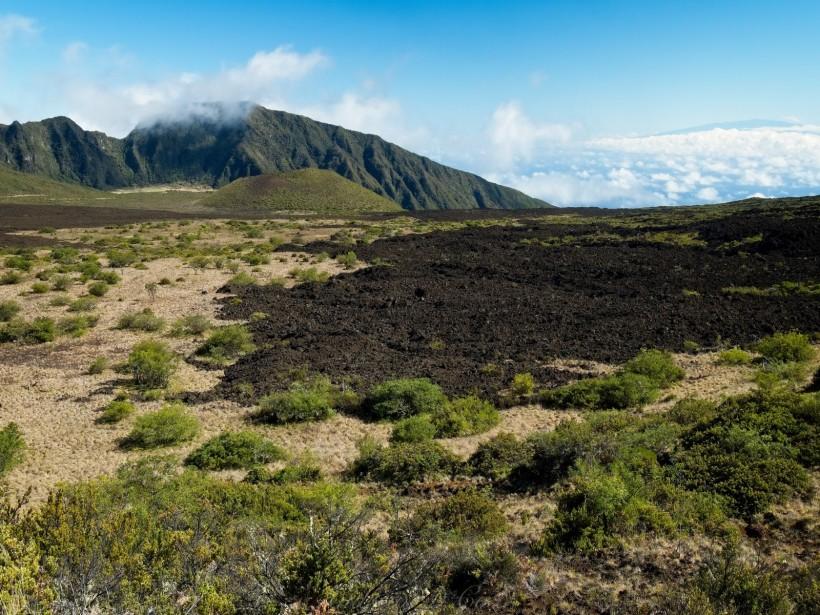 haleakala lava geology