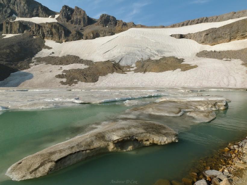 teton mountains glacial lake schoolhouse