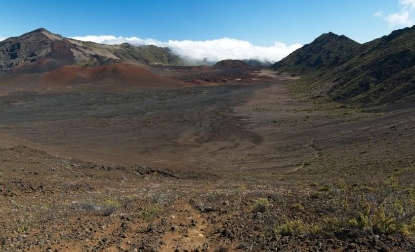 haleakala lava flows