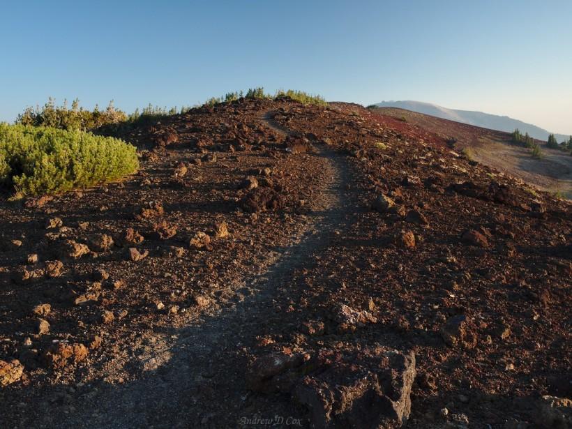 sierra high route pumice