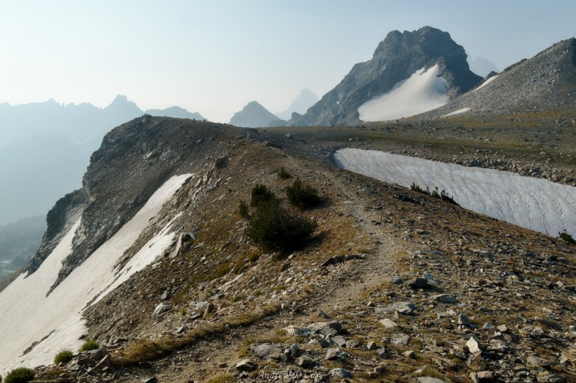 teton mountains paintbrush pass