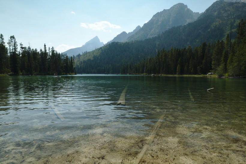 teton mountains string lake
