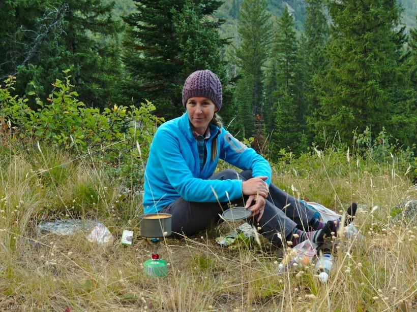 teton mountains backpacking
