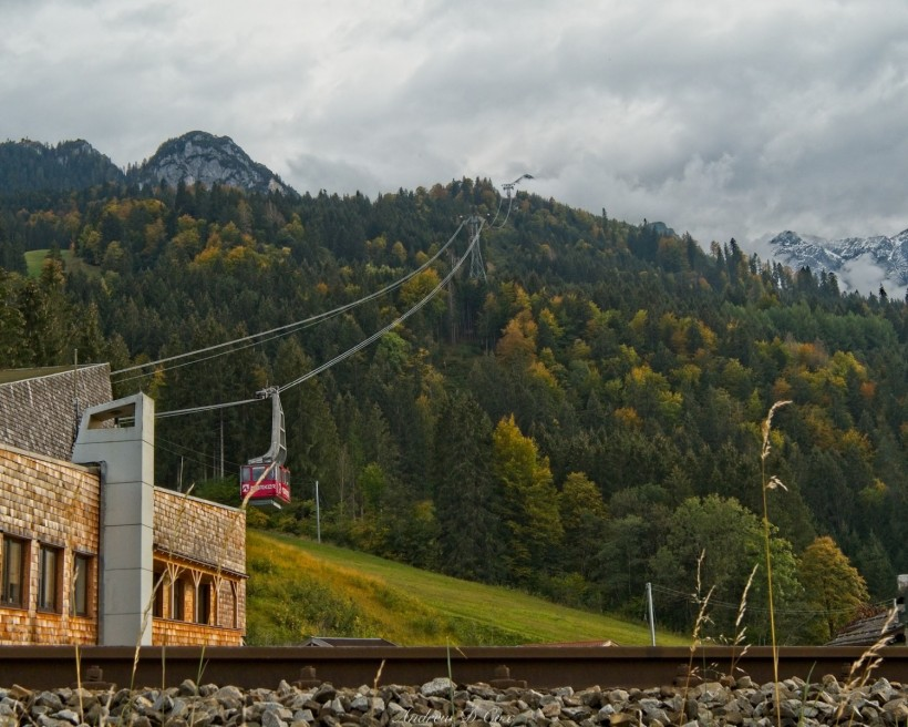 alps tram