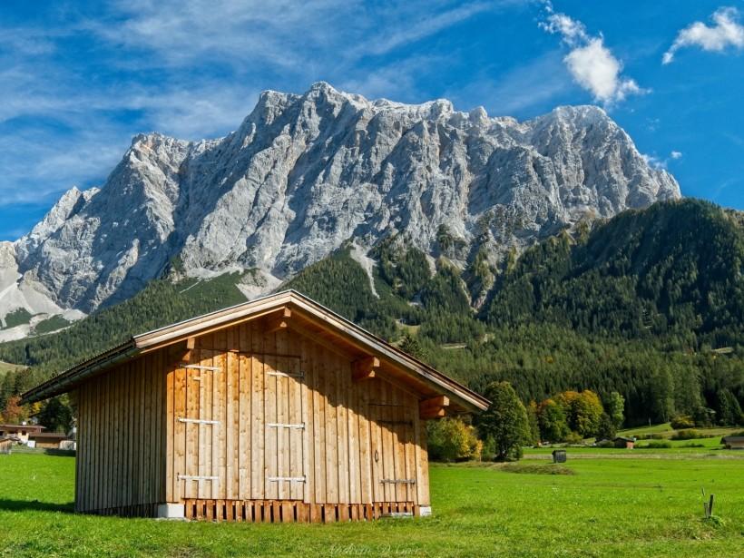alps zugspitze