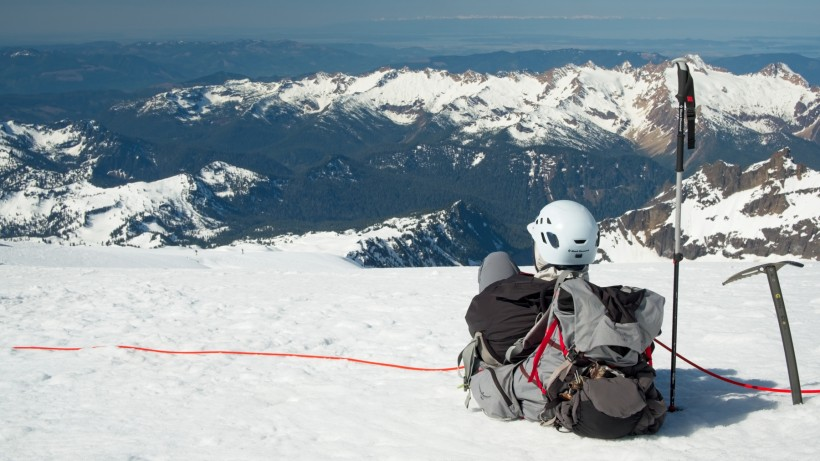 mount baker mountaineering