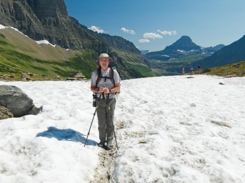 glacier national park backpacking