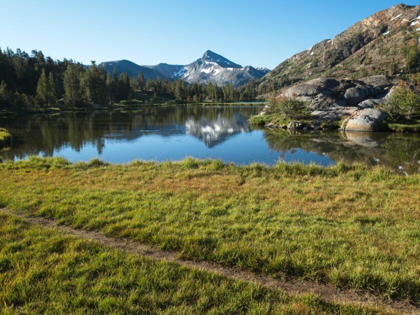 sierra high route mount dana