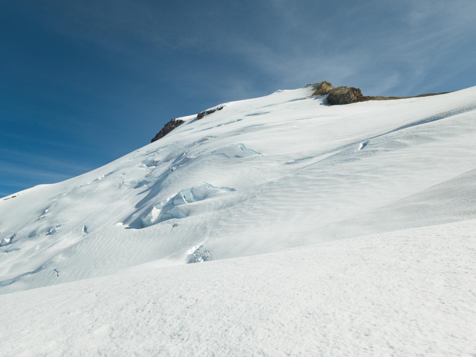 mount baker easton glacier
