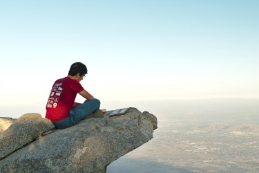cucamonga peak relaxation