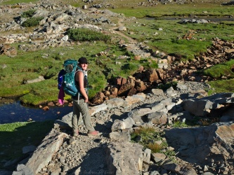 john muir trail backpacking